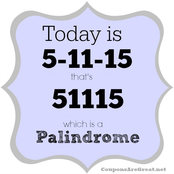 palindrome-week-51115