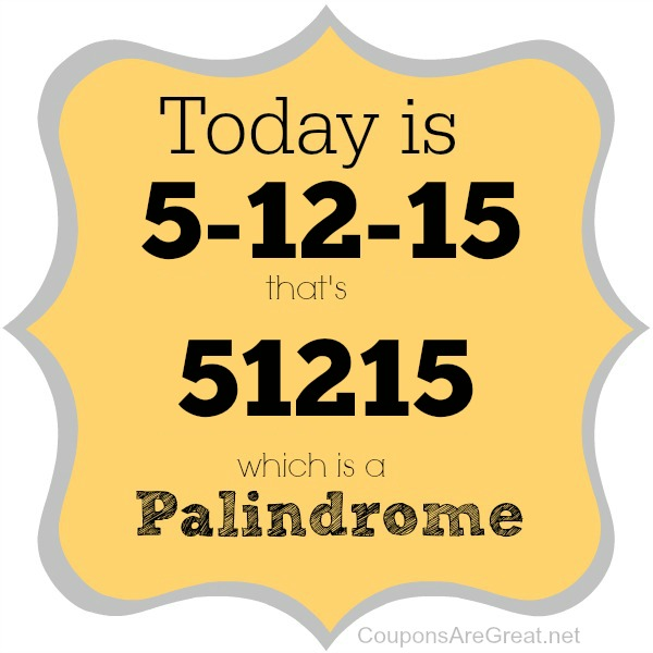 palindrome-week-51215