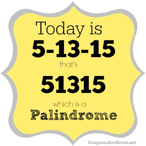palindrome-week-51315