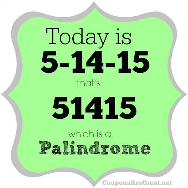 palindrome-week-51415