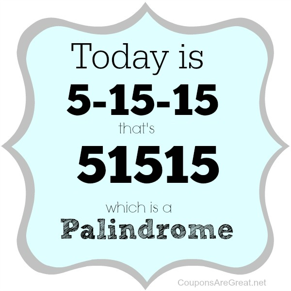 palindrome-week-51515