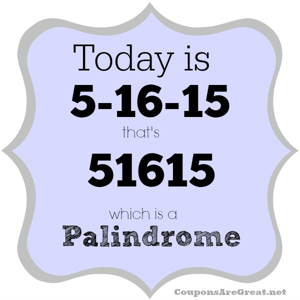palindrome-week-51615