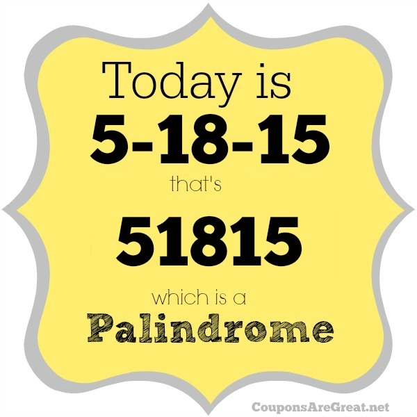 palindrome-week-51815