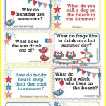 Printable Summer Lunch Box Jokes 600