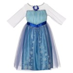 disneys frozen elsa dress
