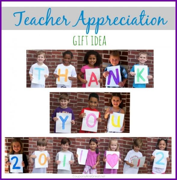 teacher thank you gift teacher appreciation