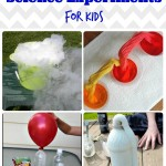 12 science experiments for kids