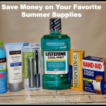 Save on Summer Supplies with Healthy Essentials Coupons #Moms4JNJConsumer #ad
