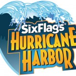 Hurricane Harbor Logo