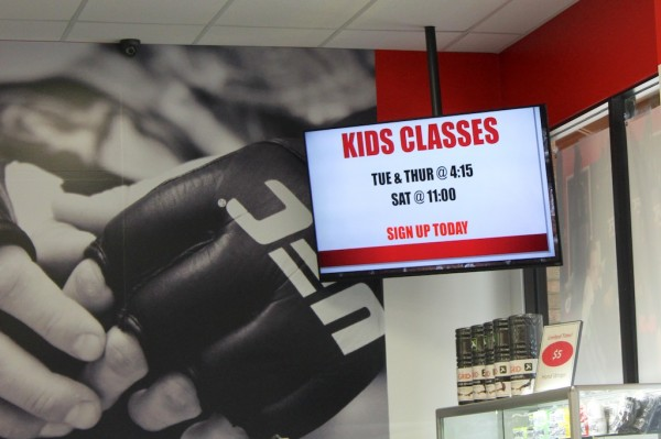 UFC Gym Atlanta Kids Classes