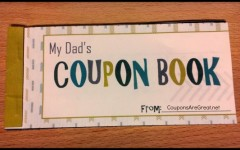 Homemade Gift for Dad: Father's Day Coupon Book