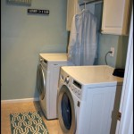 small laundry room renovation