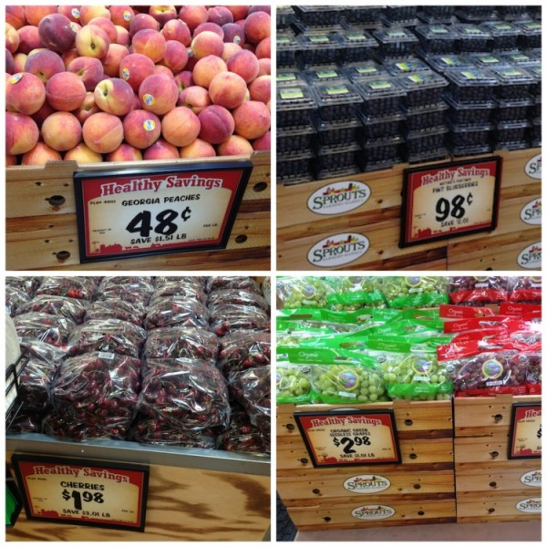sprouts produce prices