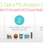 amazon $15 gift card household essentials