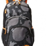 boys printed backpack
