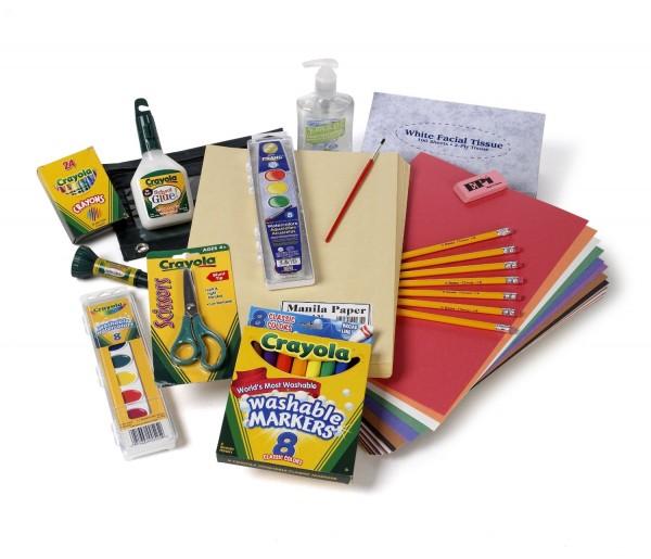 crayola kinder pack