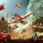 Disney's PLANES FIRE AND RESCUE Now in Theaters
