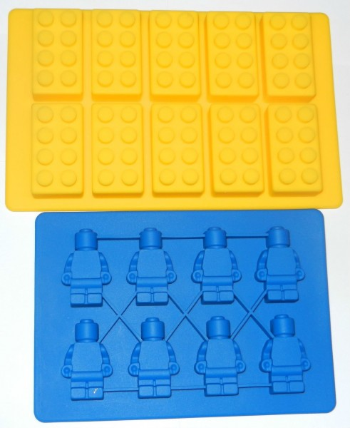 Oh - the things you can do with this lego mold!