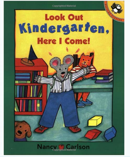 lookout kindergarten here i come