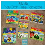 play-doh prize package giveaway