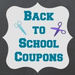 Use Back to School Coupons to Make Your Budget Stretch