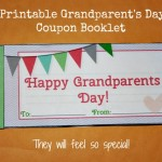 grandparents day coupon booklet
