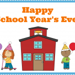 Back to School Traditions: School Year's Eve