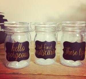 makeup-jars
