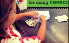 pay children chores