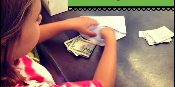 Teaching Kids About Money: Why We Give Our Kids a Responsibility and Chore Chart and Pay for Chores