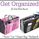 Frugal Purse Organization: Stay Organized with a Purse Organizer