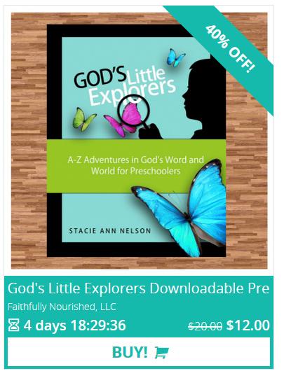 educents god's explorers