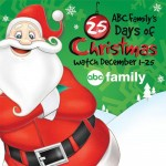 abc's 25 days of christmas