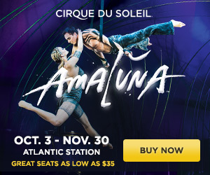 Weve got an exclusive discount for our followers for the upcoming Cirque du Soleil show, Amaluna - Cirque du Soleil, coming to Lone Star Park in January! Use promo code: to a ave up to 40% on Categories 1 - 2 -3 tickets.