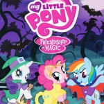 My Little Pony Friendship is Magic: Spooktacular Pony Tales on DVD