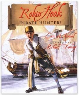 robin hook pirate hunter