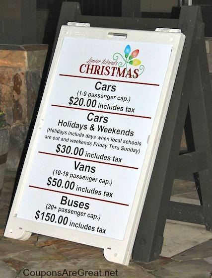 Atlanta Attractions: Lanier Islands Christmas and Lanier Islands ...