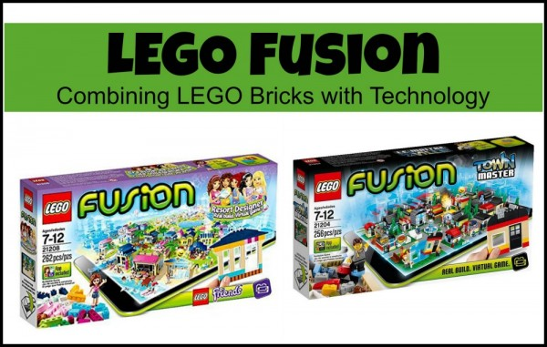 lego fusion collage
