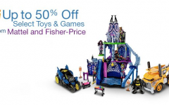 mattel fisher price gold box deals