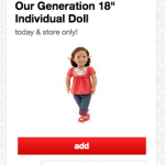 Save BIG on Target's Our Generation Dolls