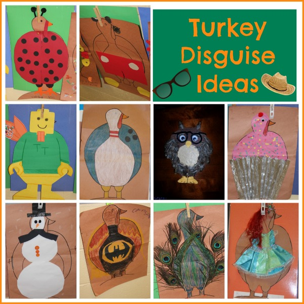 3rd Grade Disguise The Turkey Lessons Tes Teach