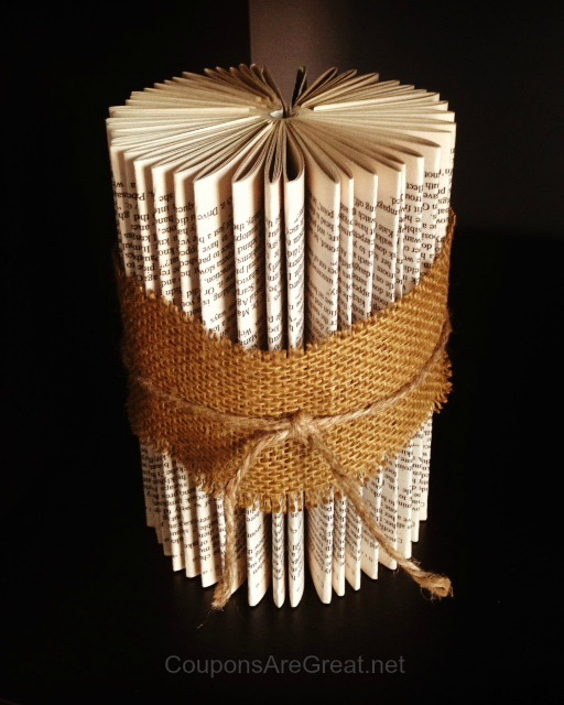 Book Craft: Folding Books for Decoration