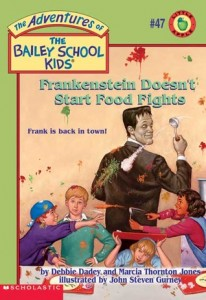 chapter book bailey school kids