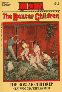 chapter book boxcar children