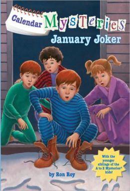 chapter book calendar mysteries