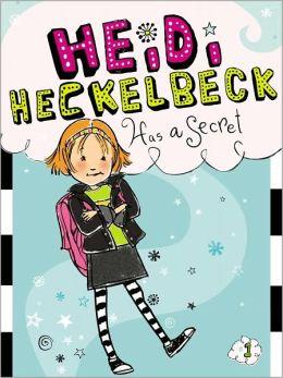 chapter book heidi heckelbeck