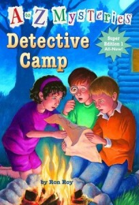 chapter books a to z mysteries