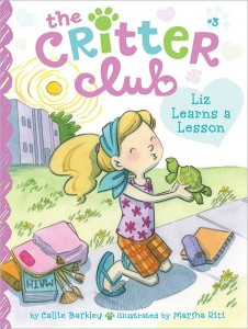 chapter books critter club