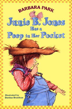 early chapter book junie b jones
