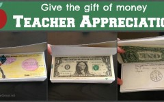gift money teacher appreciation